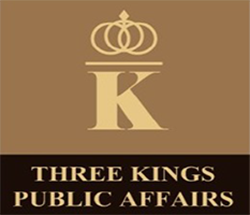 Three Kings Public Affairs logo